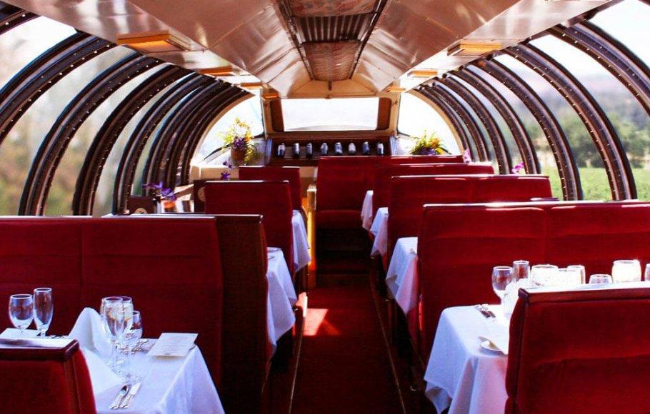 Champagne Vista Dome