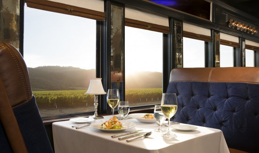 5 Reasons to Take the Wine Train