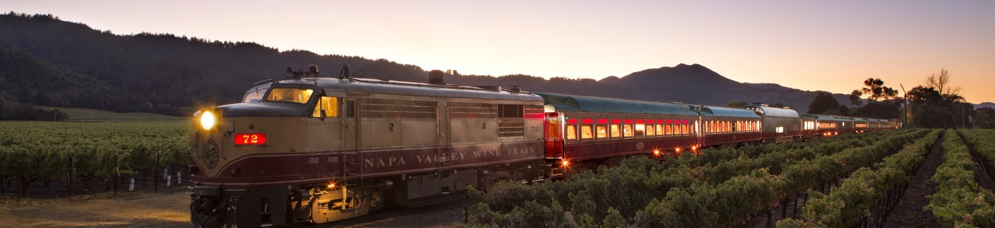 Donations: Nonprofit Organizations | Napa Valley Wine Train