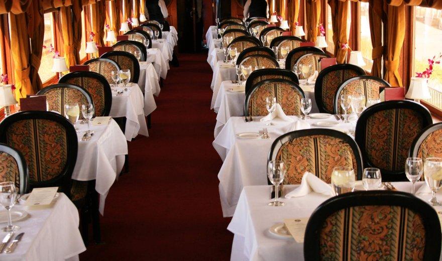 Gourmet Express Dining Car