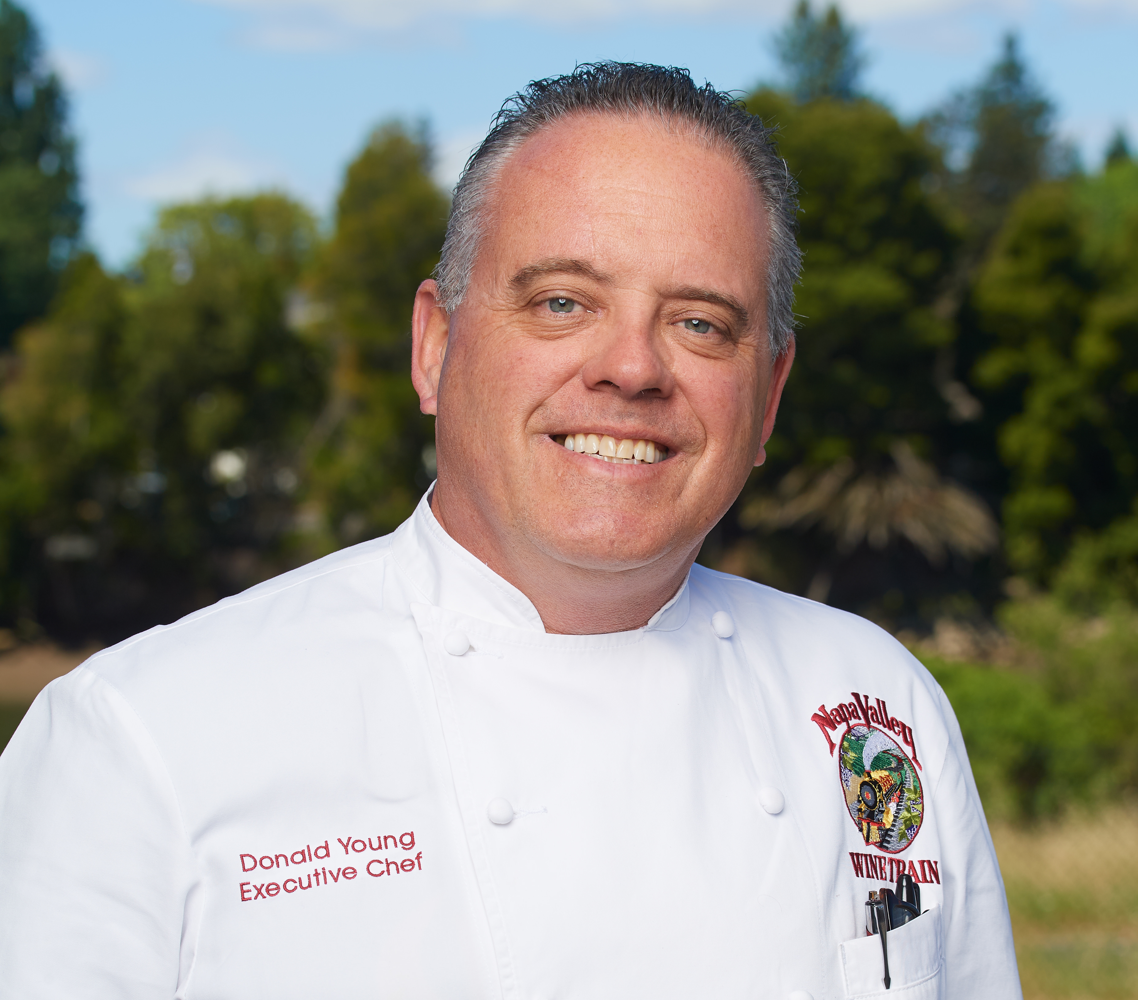 Get to Know Our Chefs: Donald Young 2