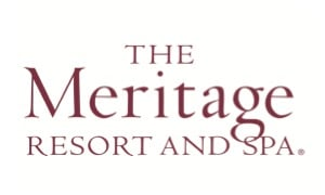 The Meritage Resort and Spa logo