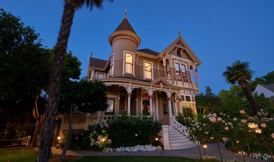Meet the Maker–Ackerman House Victorian Dinner 6