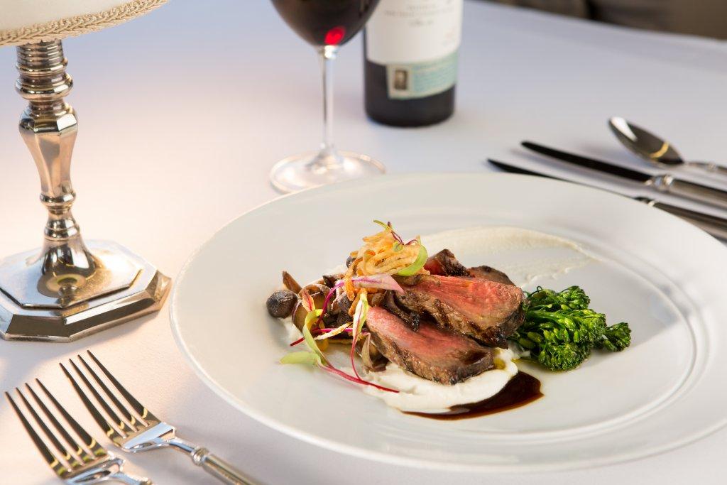 Dry Aged New York Steak Bistecca